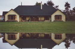 reflective_house